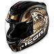 Gold Charmer Airmada Helmet