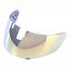 Gold Iridium Nutra Fog Shield Arrow Helmets - 118790