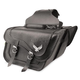 Super Black Magic Saddlebags - SB73605