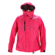 Womens Fuchsia Vertical Pro Jacket