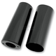 +2 in. Gloss Black Fork Slider Covers - 8.5 in. - 0411-0045