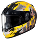 Youth Yellow/Dark Silver CL-YSN Katzilla Helmet