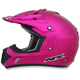 Youth Fuchsia FX-17 Helmet