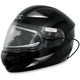 FX-90S Snow Helmet w/Electric Dual-Lens Snow Shield