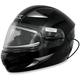 FX-90S Snow Helmet w/Electric Dual-Lens Snow Shield