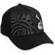 Black Agroid Flex-Fit Hat