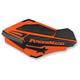 Orange/Black Sentinel Handguards - 34405