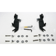 Trigger-Lock Mount Kit for Batwing Fairing, Fats/Slims with Shield - 2320-0044