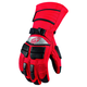 Red Comp 8 Gloves