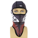 Black/Orange Turbo Balaclava - 15730.30100