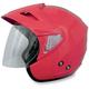 Red FX-50 Helmet