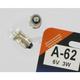 3W Taillight/Stoplight Bulb - A-62-BP