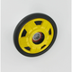 Yellow Idler Wheel w/Bearing - 4702-0078
