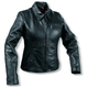 Womens Electra Leather Jacket