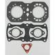 2 Cylinder Full Top Engine Gasket Set - 710109C