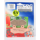 SV Severe Duty Sintered Metal Brake Pads - FA135SV