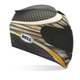 Black/Bronze RSD Flash RS-1 Helmet - Convertible To Snow