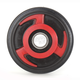 Red Idler Wheel w/Bearing - 04-1130-25