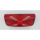Red Taillight Lens - 01-104-22