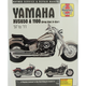 Yamaha XVS650/1100 Repair Manual - 4195