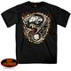 Black Rattler T-Shirt