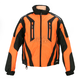 Black/Orange Storm Jacket