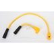 Yellow 8mm Pro Spark Plug Wires - 20431