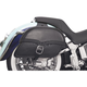 Large Midnight Express Drifter Slant Throw-Over Saddlebags - X02-02-051
