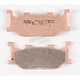 Double-H Sintered Metal Brake Pads - FA199HH