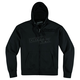 Stealth Upper Slant Zip-Up Hoody