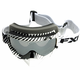 Black/White Mission Goggles - 14440.10100