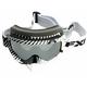 Black/White Mission Goggles - 14440