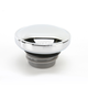Chrome Screw In Gas Cap with Vent - DS-390281