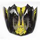 Black/Yellow MC-3 Visor - 745-939