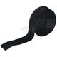 Black 2 in. x 50 ft. Exhaust Wrap - 1861-0341