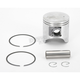 OEM-Type Piston Assembly - 66.5mm Bore - 09-601