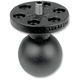 1 in. Diameter Ball with 1/4 in.-20 Stud for Cameras, Video & Camcorders - RAP-B-366