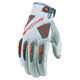 White Comp 8 RR Short Cuff Shell Gloves