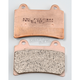Double-H Sintered Metal Brake Pads - FA123HH