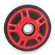 Red Idler Wheel w/Bearing - 04-0562-25