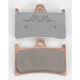 DP Racing Sintered Race Brake Pads - RDP418