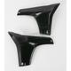 Black Lower Radiator Shrouds - 2171780001