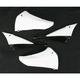 Yamaha Radiator Shroud - YA04823-046