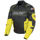 Black/Yellow Resistor Mesh Jacket