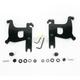 Black Trigger-Lock Mounting Hardware for Bullet Fairing FX - MEB1975
