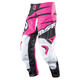 Womens Black/Pink Starlet Pants