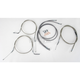 12 in. Handlebar Cable and Line Kit - BA-8022KT-12