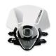 White Species Headlight - 2001-0482