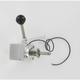 Chrome Lever Action Starter Solenoid - 17764