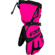 Womens Fuchsia Fusion Gloves